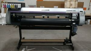 Mimaki Cjv30 130 54 Wide Printer