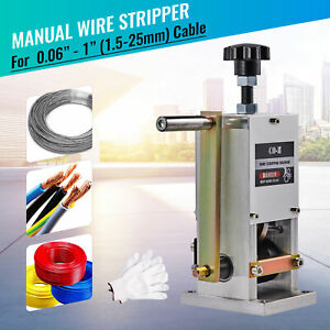 Wire Stripping Machine Scrap Cable Stripper For Scrap Copper Recycling