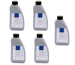 For Mercedes Atf 134 236 14 Automatic Transmission Fluid 5 Liter Genuine New