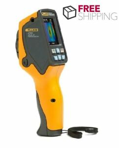 Original Fluke Vt02 Visual Infrared Thermometer Ir Thermal Imager