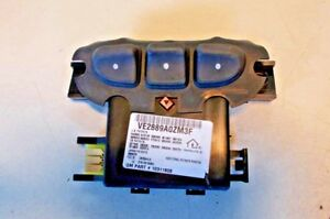 00 01 02 03 04 05 Chevy Montana Old Silhouette Overhead Homelink Switch 10311160