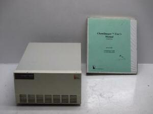 Alpha Innotech Chemiimager 4400 Low Light Gel Imaging System Lcu1 Liquid Cooled