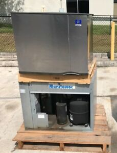 Manitowoc Sy1474c Ice Machine Head And Remote Condensing Unit