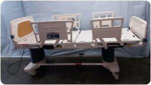 Stryker Secure Ii 3002 All Electric Hospital Patient Bed 204874