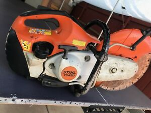 Stihl Ts 420 Concrete Cut off Saw