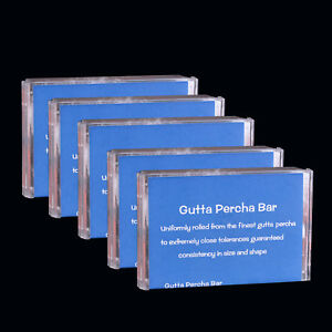 Dental Gutta Percha Bar 5box For Obturation Gun Endo System Very 100pcs pack