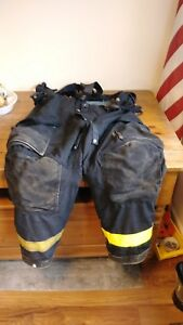 Morning Pride Gear Bunker Pants Turnout Pants Fdny Style Approx Size 38x30