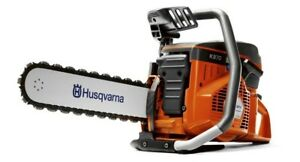 Husqvarna K970 Chain Saw Concrete Cutting Chainsaw W 14 Bar Diamond Chain