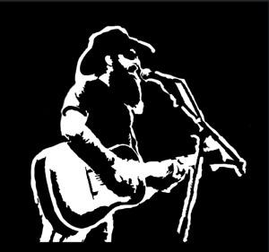 Cody Jinks Country Western Singer Songwriter Vinyl Sticker Decal