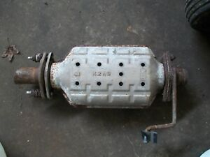 Scrap Catalytic Converter