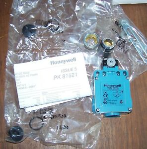 Honeywell Glea01a2b Microswitch Limit Switch Roller Lever Arm Adjustable Length