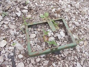 John Deere Tractor Jd 720 70 730 Af2079r Nos Old Stock Battery Hold Down Clamp
