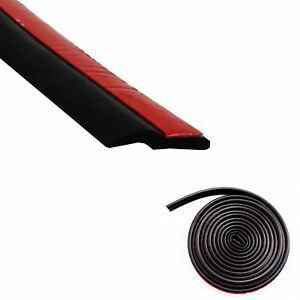 42ft Rubber Seal Strip Moulding Edge Trim Auto Parts Door Weatherstripping
