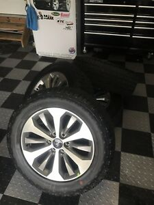 2018 Ford F150 Stx Wheels And Tires take Offs