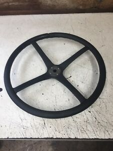 1928 1929 Model A Ford Steering Wheel Very Good Original