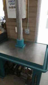 Clausing 20 20 501 Drill Press Welding Table And Column Make Offer