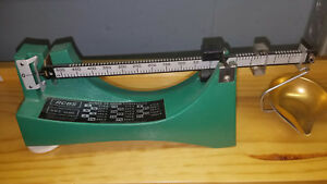 ~~~ RCBS 505 Reloading Scale Excellent Cond.~~~