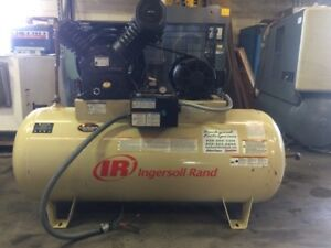 10 Hp Ingersoll Rand Industrial Air Compressor