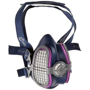 Half Mask Respirator Size S m Under Most Welding Helmets By Miller Electric A