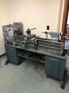 Enco 13 40 Engine Gap Bed Metal Lathe