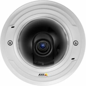 Axis P3384 v Vandal Resistant Indoor Dome Network Camera 3 To 9mm Lens 0511 001