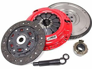 All Clutch Systems Stage 2 Clutch Kit flywheel 92 05 Honda Civic 1 5l 1 6l 1 7l