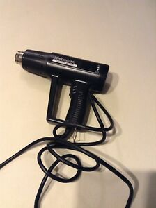 Hotshot Electronic Heat Gun For Crafts barely Used Great Condition