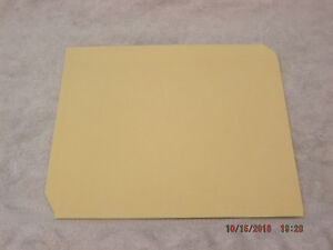 006 Tympan Paper For Kelsey 6x10 Letterpress Platen Pack Of 25 Sheets New