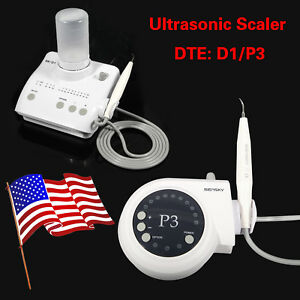 Dental Piezo Ultrasonic Scaler For Dte Satelec With Handpiece Ds6