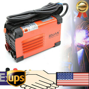 Mini Handheld Electric Welder Inverter Arc Welding Machine Tool 220v 20 250a Usa