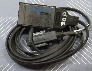 National Instruments Pcmcia gpib Interface Card With 4 Meter Cable
