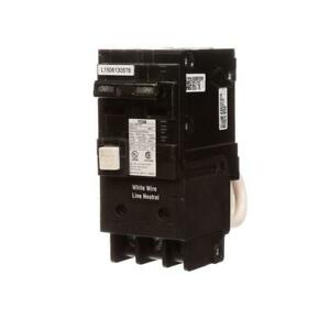 Murray 50 Amp Double Pole Type Mp gt2 Gfci Circuit Breaker Us2 mp250gfap
