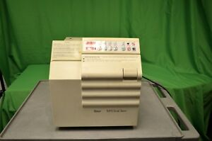 Midmark Ritter M9 Ultraclave Sterilizer Excellent Condition A