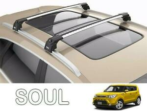 Kia Soul Roof Rack Cross Bars Low Cost Turtle Series