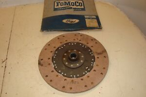 Ford Tractor 11 Clutch Disc C5nn7550a