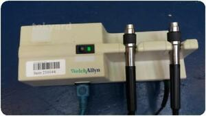 Welch Allyn 767 Series Otoscope Ophthalmoscope Wall Mount Transformer
