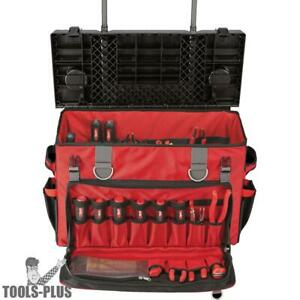 Milwaukee 48 22 8220 24 Hardtop Rolling Bag New