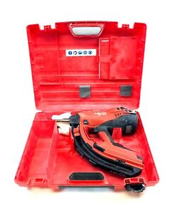 Hilti Gx 120 Gas Powered Actuated Nail Fun Fastening Tool
