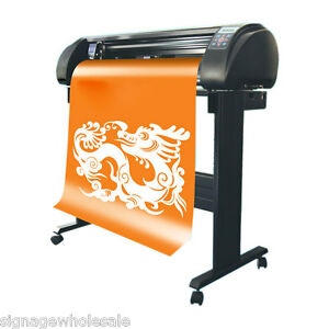 49 Signkey Vinyl Sign Cutter With Automatic Contour Cut bluetooth Output
