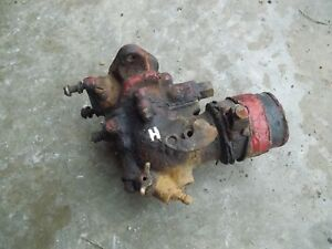 Farmall H Hv Early Sh Ih Tractor Engine Motor Carburetor Assembly Ihc