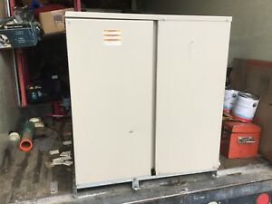 Heatcraft Bohn Outdoor Refrigeration Air Cooled Condensing Unit T11m01450