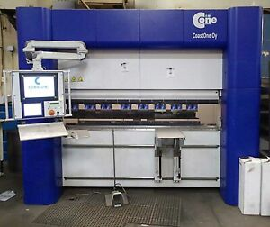 Coastone Oy Cone 2000 Cnc Precision Brake 5 Axis 3 Servo Spindles