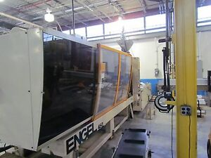 1995 Engel 450 Ton Injection Molding Machine Model Es2000 450