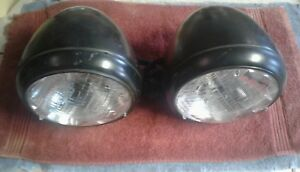 Vintage 1932 Ford Hot Rod 1934 1935 1936 Chevrolet Headlights