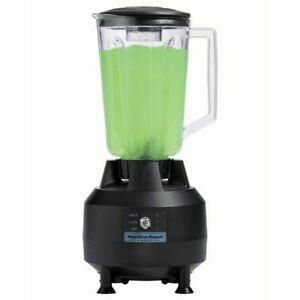 Hamilton Beach 44 Oz 908 3 8 Hp Commercial Bar Blender With Polycarbonate