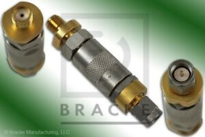 18 Ghz Adjustable Phase Trimmer 50 Ohm Sma Male To Sma Female Bracke Bm12000