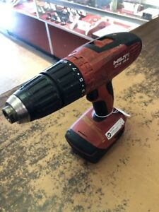 Hilti Sfh 18 a Hammer Drill With Battery