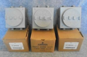 3 New Appleton Gr efhc O z Gedney Sealed Type 3 4 Electrical Outlet Inlet Box