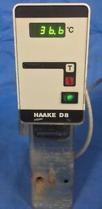 Haake D8 Digital Heated Immersion Recirculator Type 001 2826