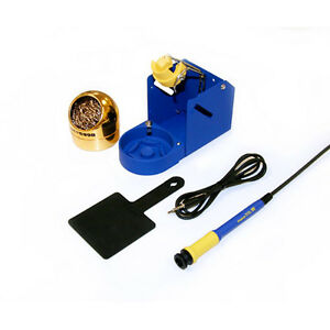 Hakko Fm2030 02 Esd safe Heavy Duty Soldering Iron Kit With Holder